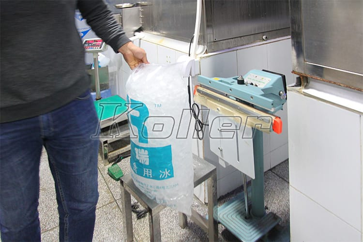 3 tons Ice Cube Machine in Guangzhou,China (3)