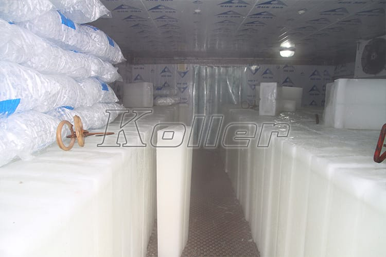 Ice Block Machine in Foshan,China (2)