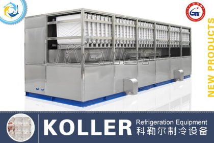 Mesin Es Cube Koller CV20000
