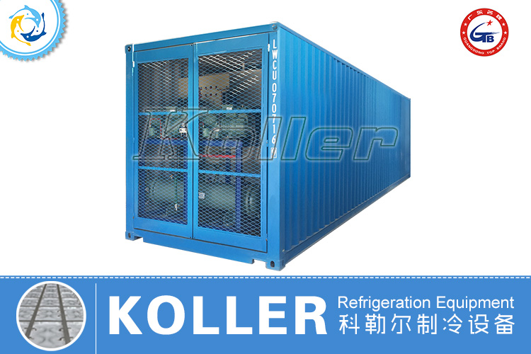 20GP Containerized Cold Room (1)