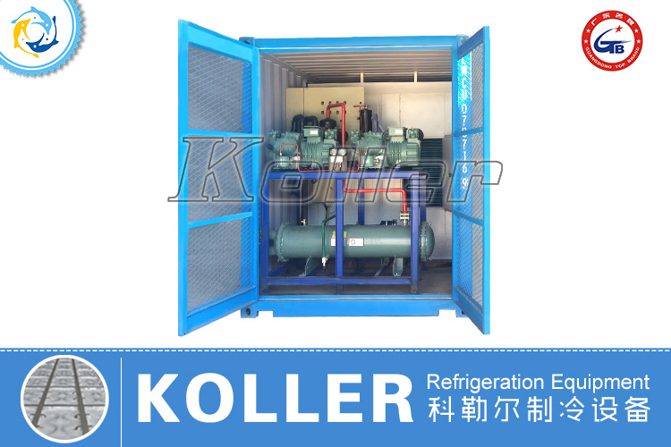 20GP Containerized Cold Room (2)