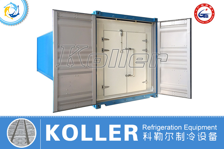 20GP Containerized Cold Room (3)