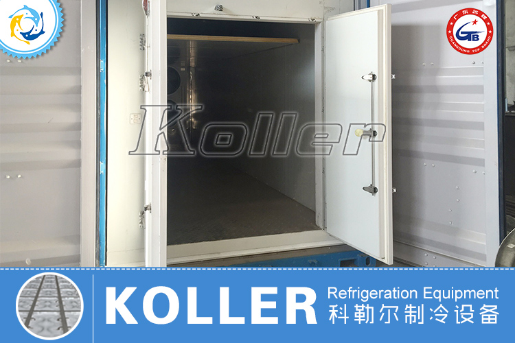 20GP Containerized Cold Room (5)
