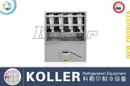 Mesin Es Cube Koller CV1000 (Pendingin Air)