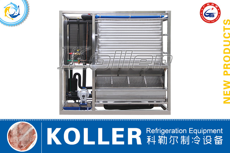 Plate Ice Machine PM10 (Air Cooling) (4)
