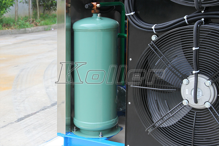 Plate Ice Machine PM50 (Air Cooling) (2)