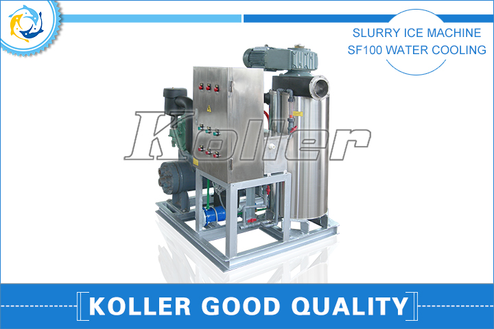Product Slurry Ice Machine SF100