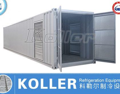 40GP Containerized Ice Block Machine