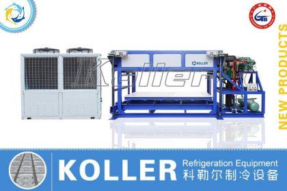 Mesin Es Balok Otomatis DK50 (Berpendingin Udara)