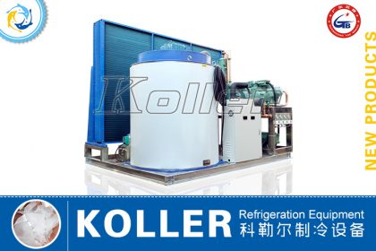 Flake Ice Machine KP100 (Air Cooling)