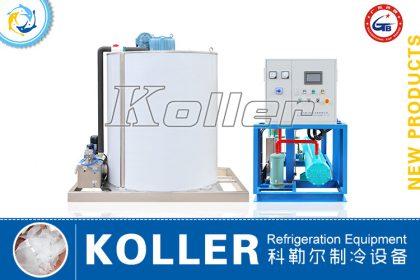 Flake Ice Machine KP100 (Separate)
