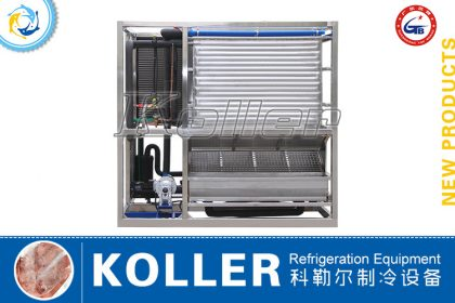 Plate Ice Machine PM10 (Air Cooling)
