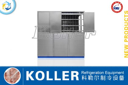 Plate Ice Machine PM100