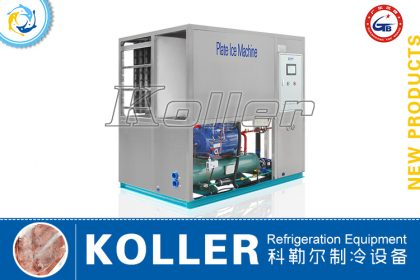 Plate Ice Machine PM30 (Water Cooling)