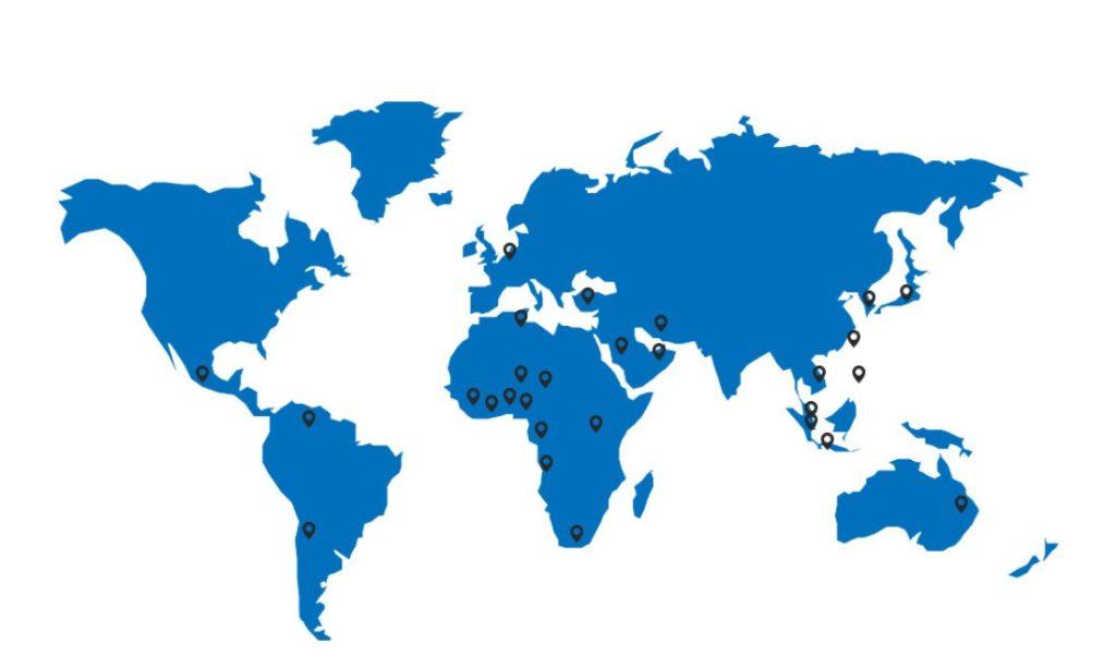 maps location jual mesin es