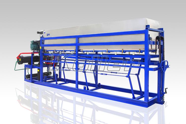 Sistem Pengoperasian Pabrik Es Dengan Mesin Es Balok