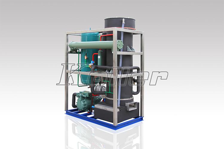Berikut Jenis Mesin Es Tube
