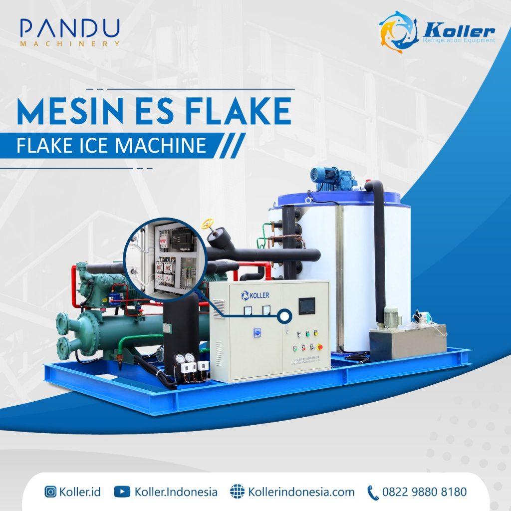 Pentingnya Kehadiran Mesin Flake